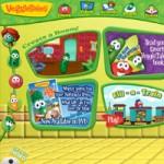 Veggie Tales Games Online