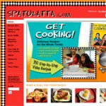Site where kids can learn to cook