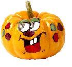 Decorate a Pumpkin in Three Easy Steps