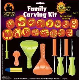 Pumpkin Carving Instructions & Giveaway!