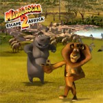 Madagascar 2 Games and Activities
