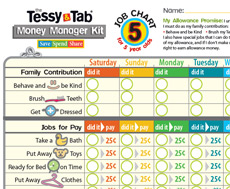 Free Printables to Teach Kids About Money & Get Ready for Kindergarten