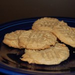 Easiest Peanut Butter Cookies Ever