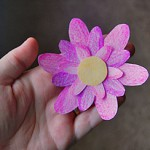 Make a Flower Printable