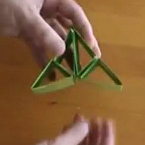 Make an Origami Folding Paper Toy