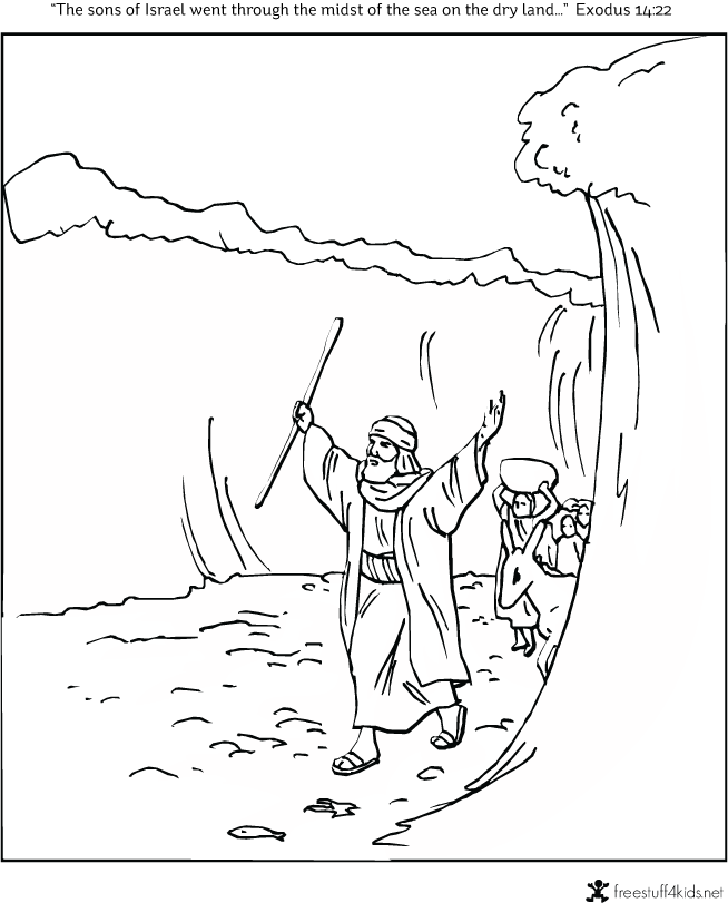 Free Printable Coloring Pages for VBS and Sunday School