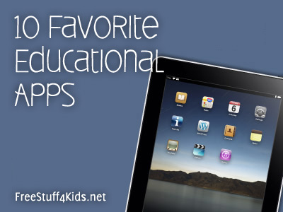 10 Favorite Educational Apps