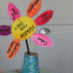 Cute Mother's Day Flower Craft